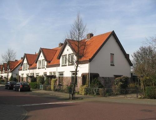Volkswoningbouw Bloemenbuurt | Hilversum
