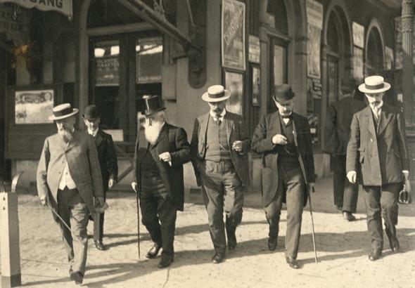 Station Hilversum 1911