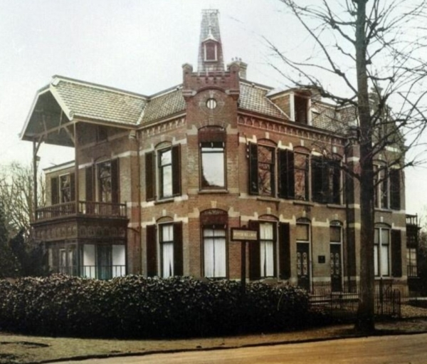Villa Witten Hullweg 1-3